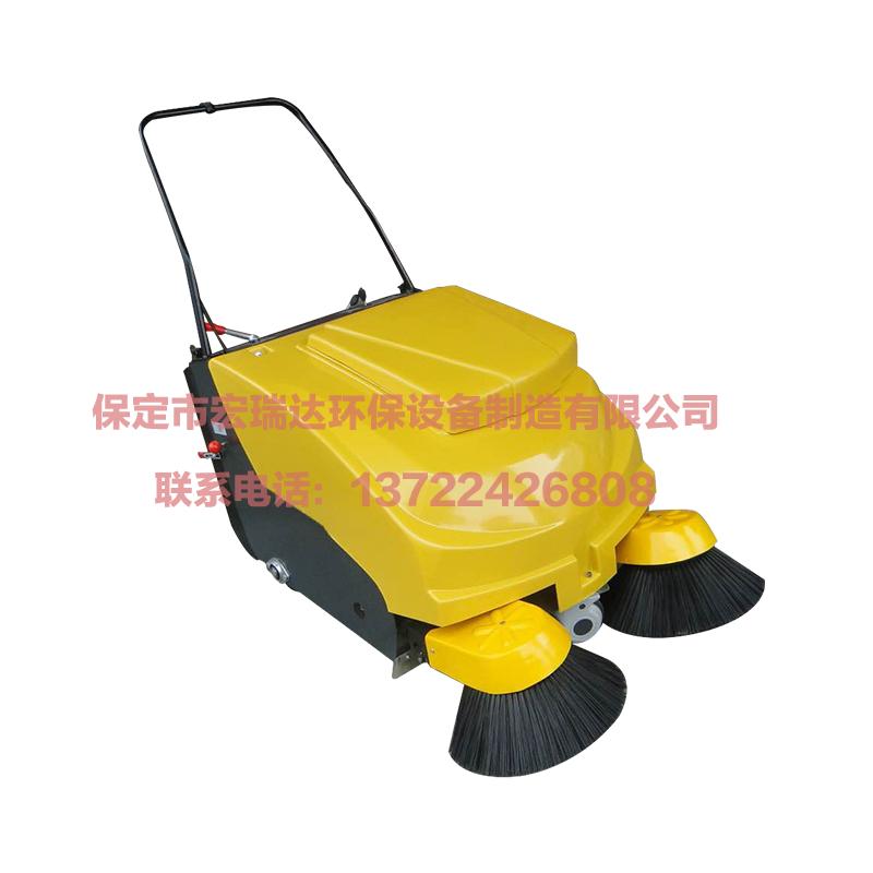HRD-1000手推助力扫地机
