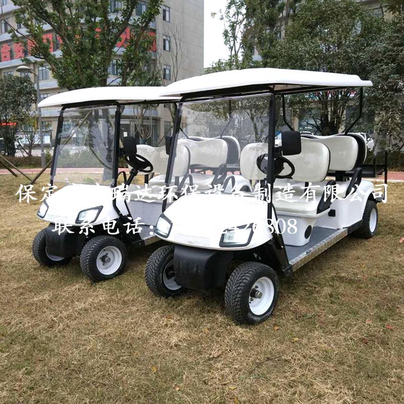 HRD-GC6 六座电动高尔夫球车
