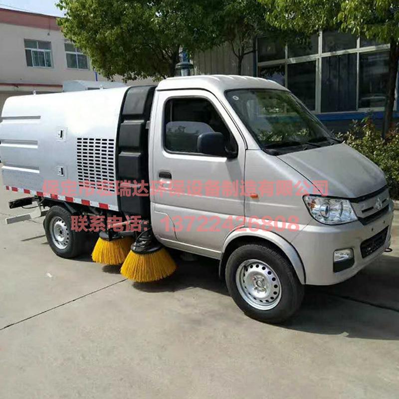 HRD-SL2小型汽油扫路车