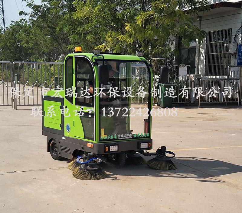 HRD-1900 B款电动扫地车